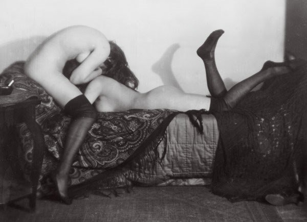 87:  GERMAINE  KRULL  (Polish, 1897-1985)  LES AMIES, C