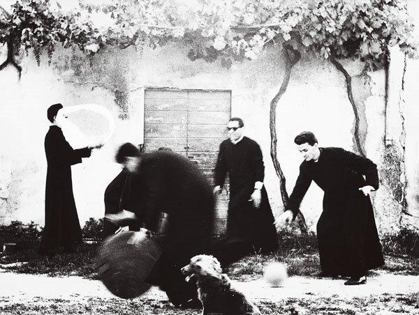 181:  MARIO  GIACOMELLI  (Italian, 1925-2000)  PRIESTS,
