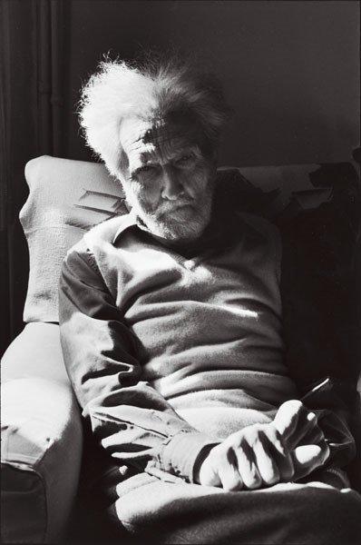 183:  HENRI  CARTIER-BRESSON  (French, 1908-2004)  EZRA