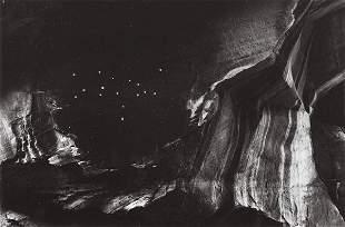 MINOR WHITE (American, 1908-1976) BULLET HOLES