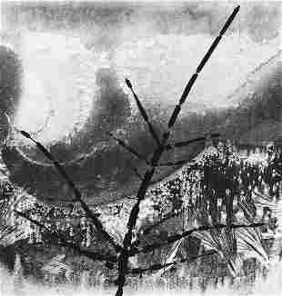 MINOR WHITE (American, 1908-1976) RITUAL BRANC