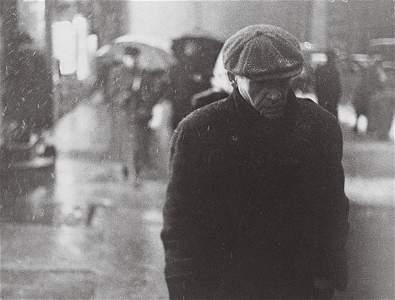 208:  LOUIS  FAURER  (American, 1916-2001)  UNTITLED (M