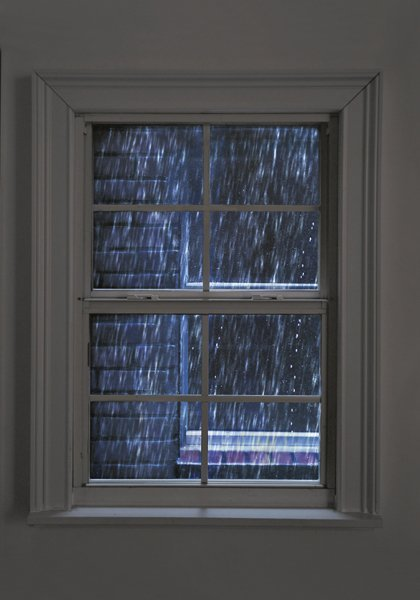 2: LEANDRO ERLICH, Rain, 1999