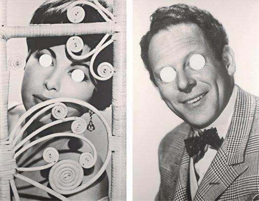 6: JOHN BALDESSARI, Puzzle (Two Views), 1989