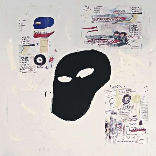 14: JEAN-MICHEL BASQUIAT, Untitled, 1984