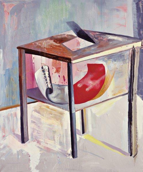 15: MARTIN KIPPENBERGER, Antikriegsmuseum – Befehl im M