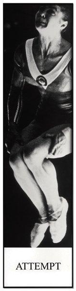 9: JOHN BALDESSARI, Vertical Series: Attempt, 2003