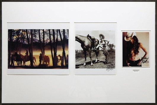 13: RICHARD PRINCE, Untitled (Publicity), 2003