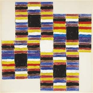 11: ALFRED JENSEN, Ascending, II, 1958