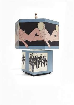 64: JOHN WESLEY, Paradise Lamp, 1967