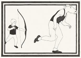 66: JOHN WESLEY, Black Bow, 1966