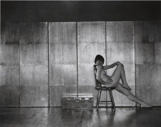 2: EDWARD WESTON, Nude (Margrethe), 1923