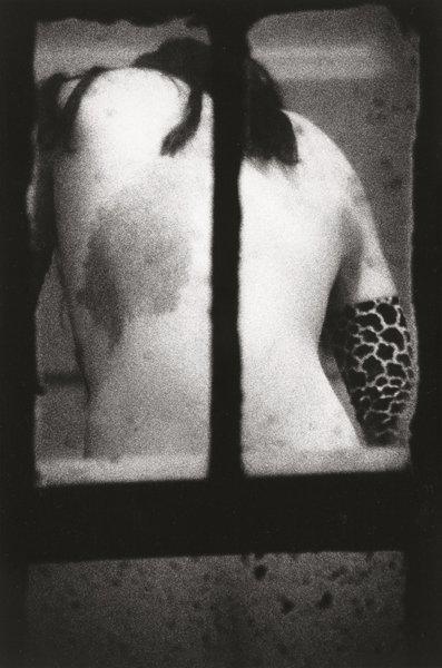 6: MERRY ALPERN, Untitled from Dirty Windows, 1994