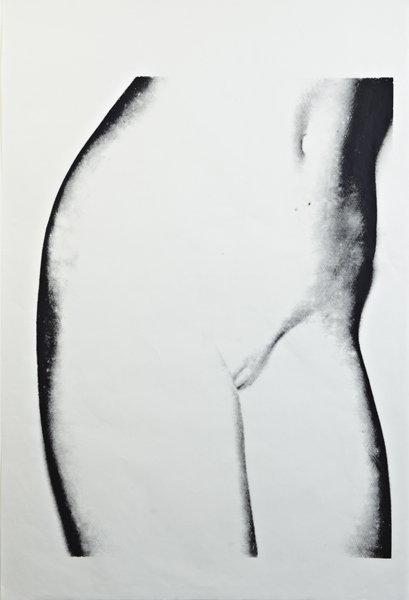 16: ANDY WARHOL, Torso, 1977