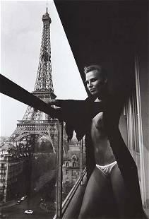 HELMUT NEWTON, Hilton Hotel, Paris, 1976