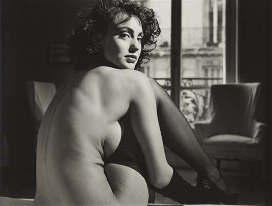 14: BETTINA RHEIMS, Claudia VI, Paris, October, 1987