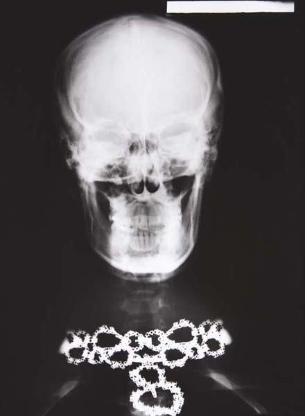 17: HELMUT NEWTON, Van Cleef & Arpels Diamond Necklace
