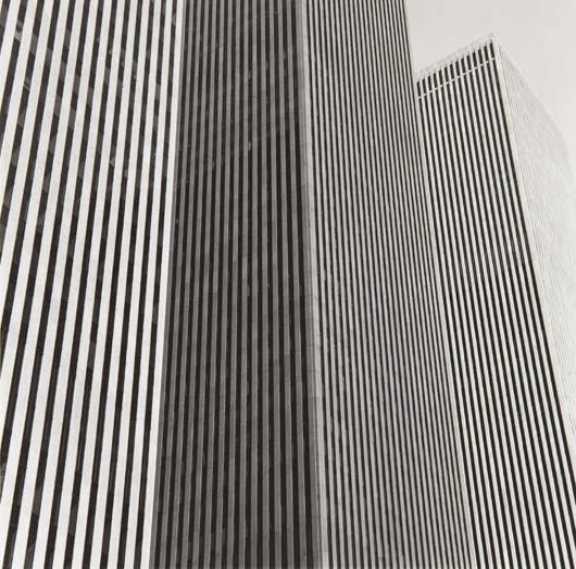 18: HARRY CALLAHAN, World Trade Center, 1974