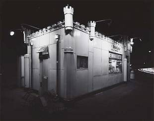 GEORGE TICE, White Castle, Route #1, Rahway, New Je