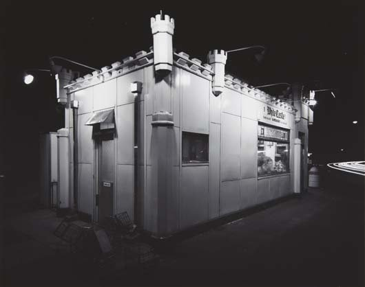 21: GEORGE TICE, White Castle, Route #1, Rahway, New Je