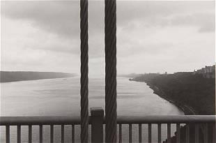 LEE FRIEDLANDER, George Washington Bridge, New Jers