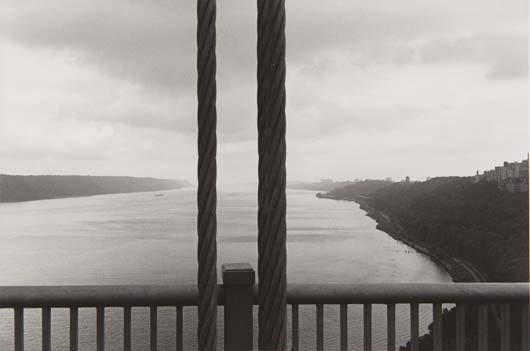 22: LEE FRIEDLANDER, George Washington Bridge, New Jers