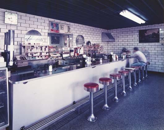 24: JIM DOW, Hagan's Dairy Bar, Bardstown, Kentucky, 19