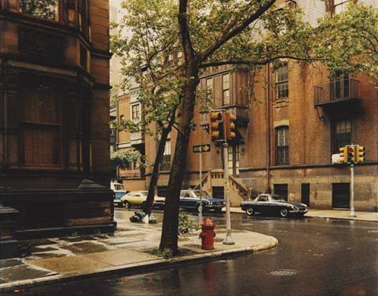 28: STEPHEN SHORE, Twenty-First Street and Spruce Stree