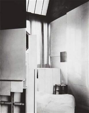 208: ANDRÉ KERTÉSZ, Mondrian Studio, Paris, 1926