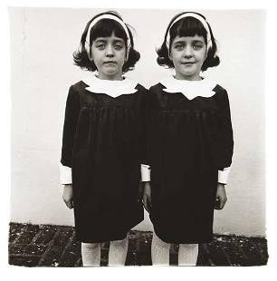 303: DIANE ARBUS, Identical Twins, Roselle, NJ, 1967