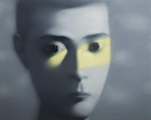9: ZHANG XIAOGANG, Amnesia and Memory, 2006