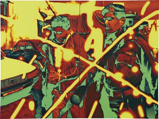 12: T.V. SANTHOSH, Enemies' Enemy II, 2008