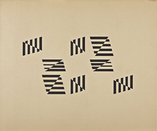 17: HÉLIO OITICICA, Limite-Lumificaças, 1958
