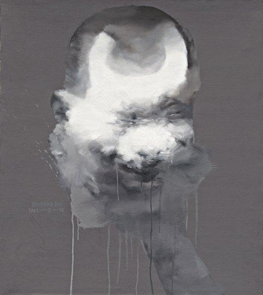 38: YANG SHAOBIN, Fighting No. 3, 2001