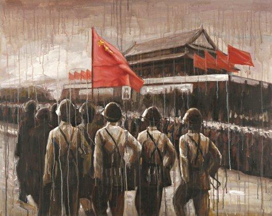 45: SHENG QI, Soldiers, 2006
