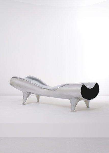 """14: MARC NEWSON, """"Orgone Stretch Lounge"""", 1993"""