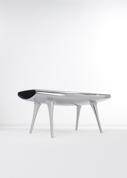 "17: MARC NEWSON, ""Event Horizon Table"", 1992"