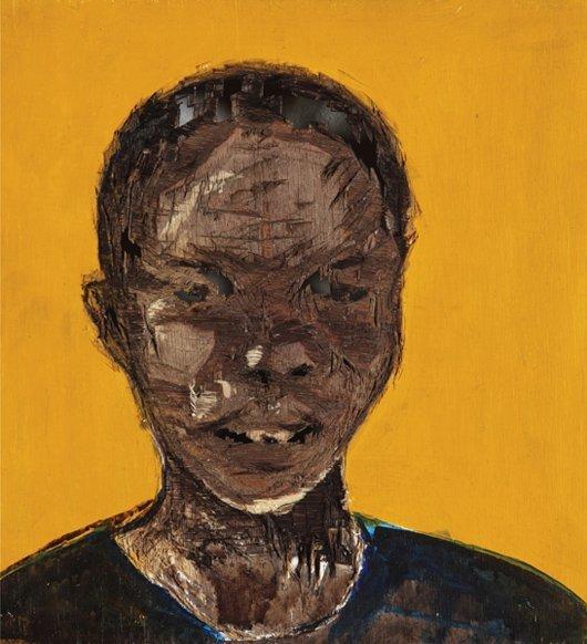 6: AIMÉ MPANE, Congo - Face IX, 2008