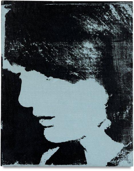 117: ANDY WARHOL, Jackie, 1964