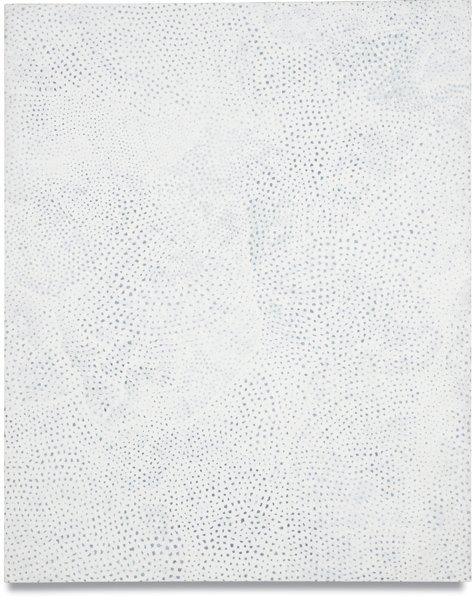 124: YAYOI KUSAMA, Infinity Nets (OQ4), 2000