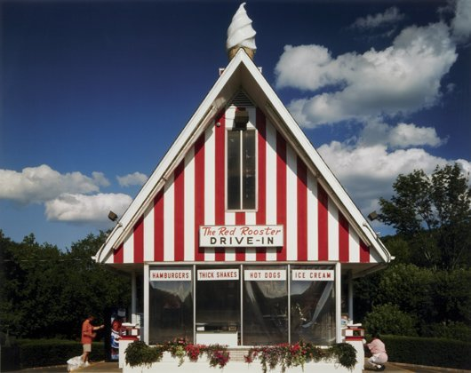 "204: TODD EBERLE, ""The Red Rooster"" Brewster, New York,"