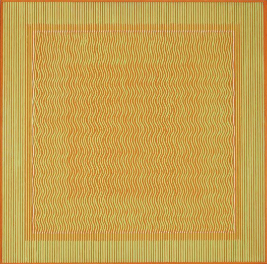 309: JULIAN STANCZAK, Interaction, 1964