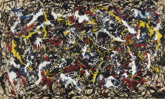 311: MIKE BIDLO, This is Not a Pollock, 1985-1987