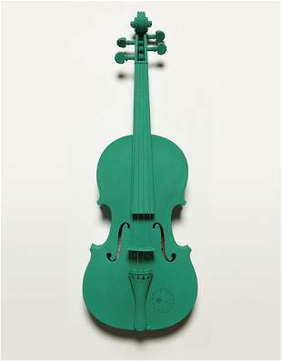 316: JOSEPH BEUYS, Green Violin, 1974