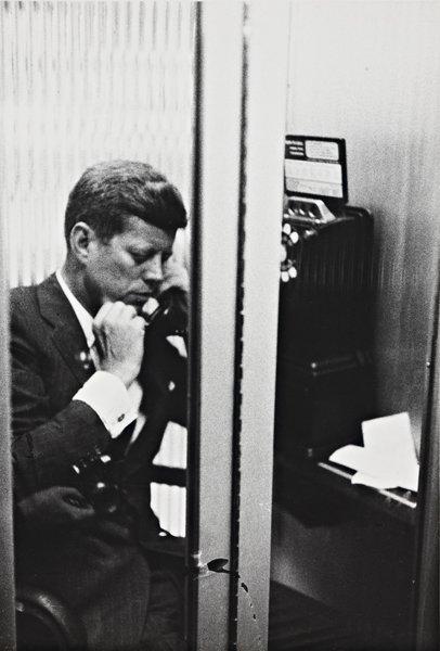 8: JACQUES LOWE, John F. Kennedy at the Democratic Nati