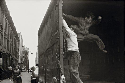 73: HELEN LEVITT, New York