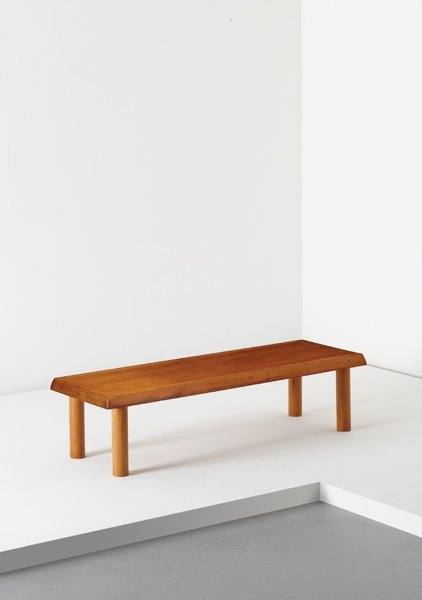 18: CHARLOTTE PERRIAND, Low table, ca. 1960