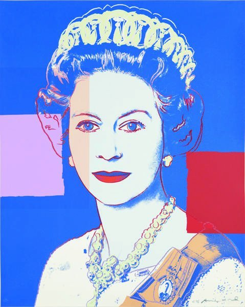 322: ANDY WARHOL, Reigning Queens (Royal Edition): Quee