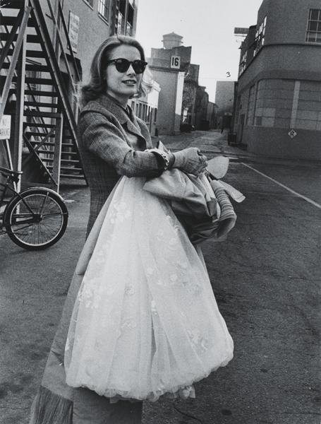 1: ALLAN GRANT, Grace Kelly, April 18, 1956