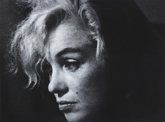 3: ARNOLD NEWMAN, Marilyn Monroe, Beverly Hills, Califo